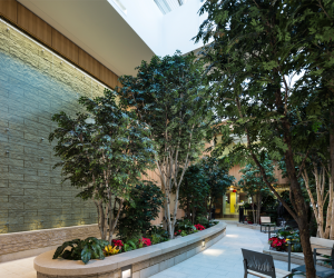 Gundersen Health System - Critical Care Unit Healing Garden