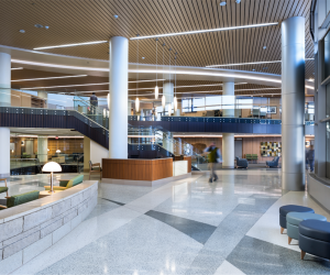 Gundersen Health System - Critical Care Unit Main Lobby