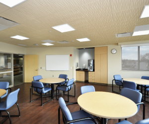 Gundersen Health System - Behavioral Health Provider Lounge