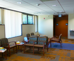 Mayo Clinic Health System - Procedure Clinic Patient Waiting Area