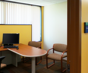 Mayo Clinic Health System - Procedure Clinic Consultation Room