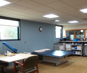 Mayo Clinic Health System  - Tomah Clinic Physical Therapy Area