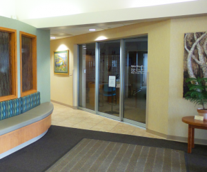 Mayo Clinic Health System  - Tomah Clinic Main Entrance