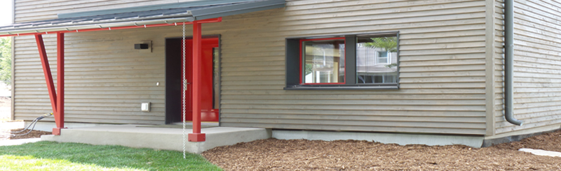Western Technical College Passive House