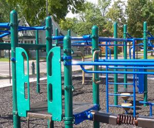 Northside Elementary School Outdoor Play Equipment