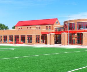 Northside Elementary School Artificial Turf Field