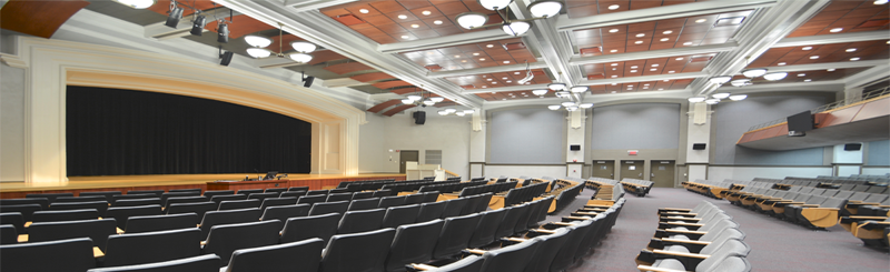 University of Wisconsin - La Crosse - Graff Main Hall Auditorium
