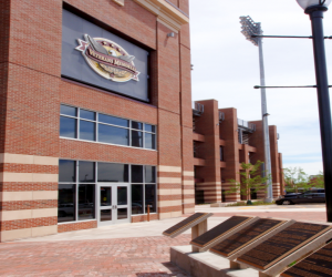 UW-L Stadium & Fields Sports Complex Main Entrance 2