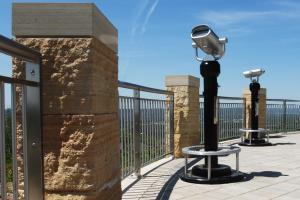 City of La Crosse Grandad Bluff Park Observation Plaza