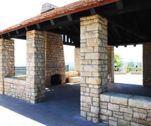 City of La Crosse Grandad Bluff Park Pavilion