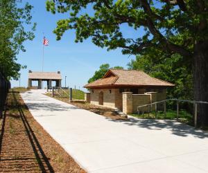 City of La Crosse Grandad Bluff Park Pathway