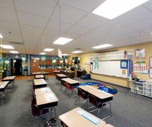 School District of Onalaska - Irving Pertzsch Elementary School Classroom