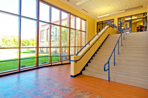 School District of Onalaska - Irving Pertzsch Elementary School Stairway