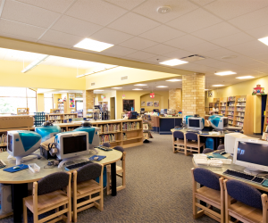 School District of Onalaska - Irving Pertzsch Elementary School Library Media Center