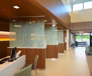 Mayo Clinic Health System - Arcadia Clinic Lobby/Patient Reception Area