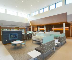 Mayo Clinic Health System - Arcadia Clinic Lobby/Patient Reception Area 2