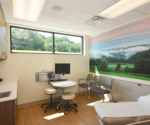 Mayo Clinic Health System - Arcadia Clinic Exam Room
