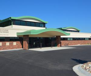 Mayo Clinic Health System - Arcadia Clinic Exterior