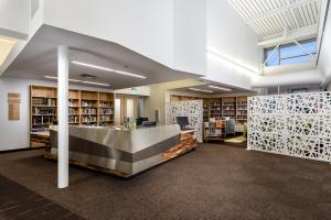 City of Viroqua Mcintosh Memorial Library Circulation Desk