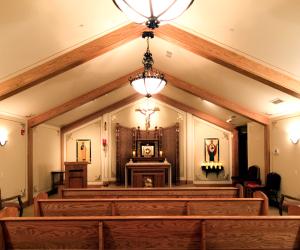 Blessed Sacrament Parish Worship Area