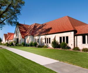 Blessed Sacrament Parish Exterior 2