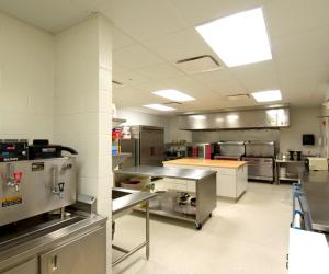 Blessed Sacrament Parish Kitchen