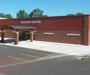 First Free Church Worship Center Exterior