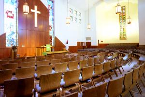 First Presbyterian Church Main Worship Area