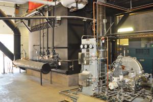 Gundersen Health System - Biomass Boiler 2