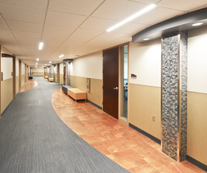 WTC Kumm Center 2nd-3rd-4th Floor Remodel - Hallway
