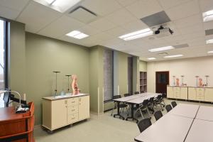 WTC Kumm Center 2nd-3rd-4th Floor Remodel - Classroom