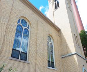 Viterbo University San Damiano Chapel Exterior 2