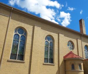 Viterbo University San Damiano Chapel Exterior 3