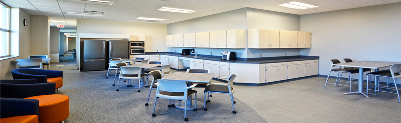 Western Technical College - Kumm Center 2nd-3rd-4th Floor Remodel