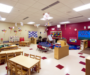 R.W. Houser Family YMCA Childrens Play Area