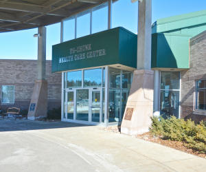 Ho-Chunk Health Care Center Entrance