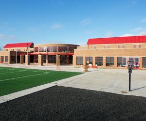 Northside Elementary School Outdoor Play Area 2