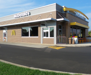 McDonald's - George Street Location Exterior