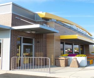 McDonald's - George Street Location Alternate Entrance