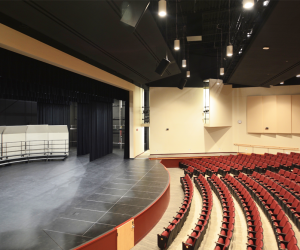 Westby Area School District - Community Performing Arts Center - Main Stage 1