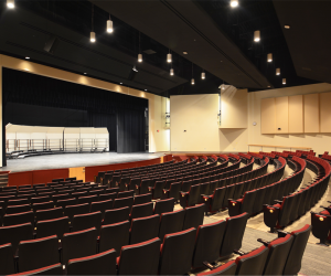 Westby Area School District - Community Performing Arts Center - Main Stage 2
