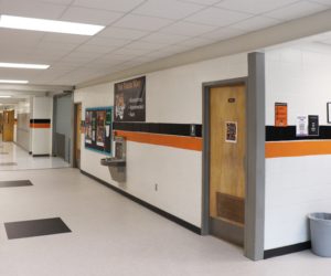 Hillsboro Elementary-Middle-High School Renovation - Hallway