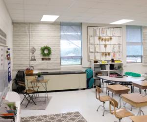 Hillsboro Elementary-Middle-High School Renovation - Classroom 2