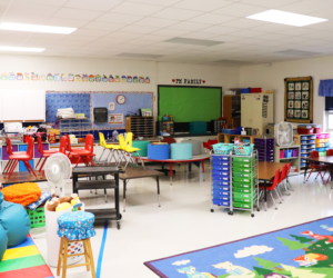 Hillsboro Elementary-Middle-High School Renovation - Classroom 3